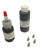 Axner Overglaze Pen, Overglaze Refills, and Pen Tips
