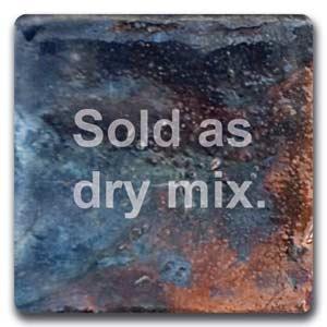 Laguna R24 Dynasty Blue Glaze Dry Sold Per Lb