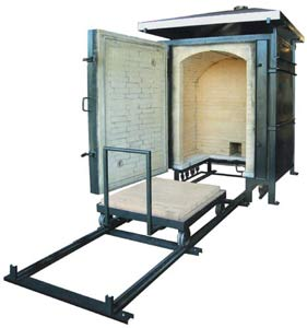 Laguna Gas Kiln (Car Kiln)