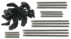 Giffin R15W15 15 Rods with 15 Hands Set