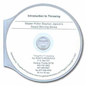 Jepson: Introduction to Throwing (DVD)