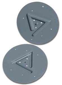 "P&S Bat Mold J - The ""Quick-Release"" System (Set of 2)"