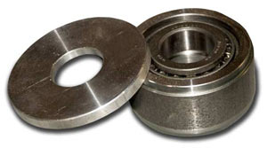 Bottom Bearing Complete Assembly for Lockerbie Kick Wheels