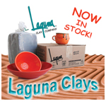 New Stock Laguna and Miller Clay Bodies