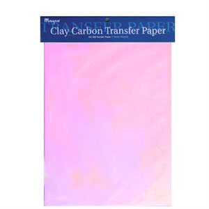 carbon transfer paper This top quality graphite paper allows you to easily transfer images and artwork to your art, sewing and craft projects the paper is ideal for use with fabric.