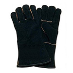 Leather Welder's Gloves (Set of 2)