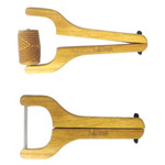 MKM Wooden Roller Handle