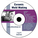 Ceramic Mold Making (DVD)