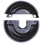 Splash Pan for Brent Potter's Wheels - Black