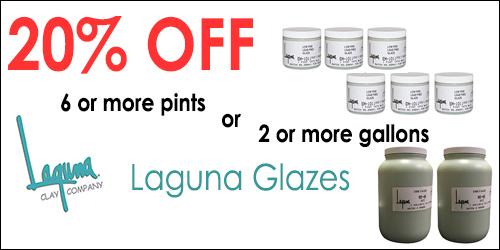Axner Pottery Supply Laguna Glazes Ready To Use