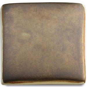 Spectrum 155 Brushed Bronze Low Fire Metallic Glaze